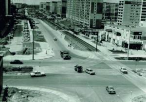 Schon den in den 1980er-Jahren belebt: der Prerower Platz. Foto: Meyerhöfer